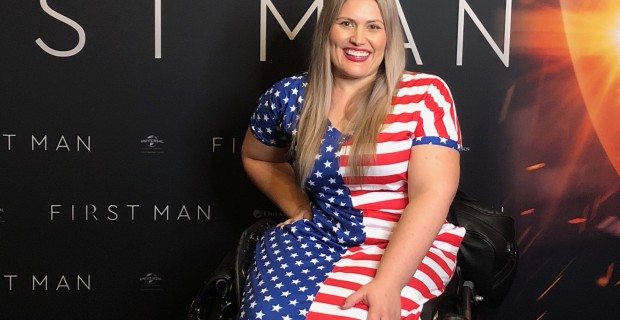 Movie premiere:first man